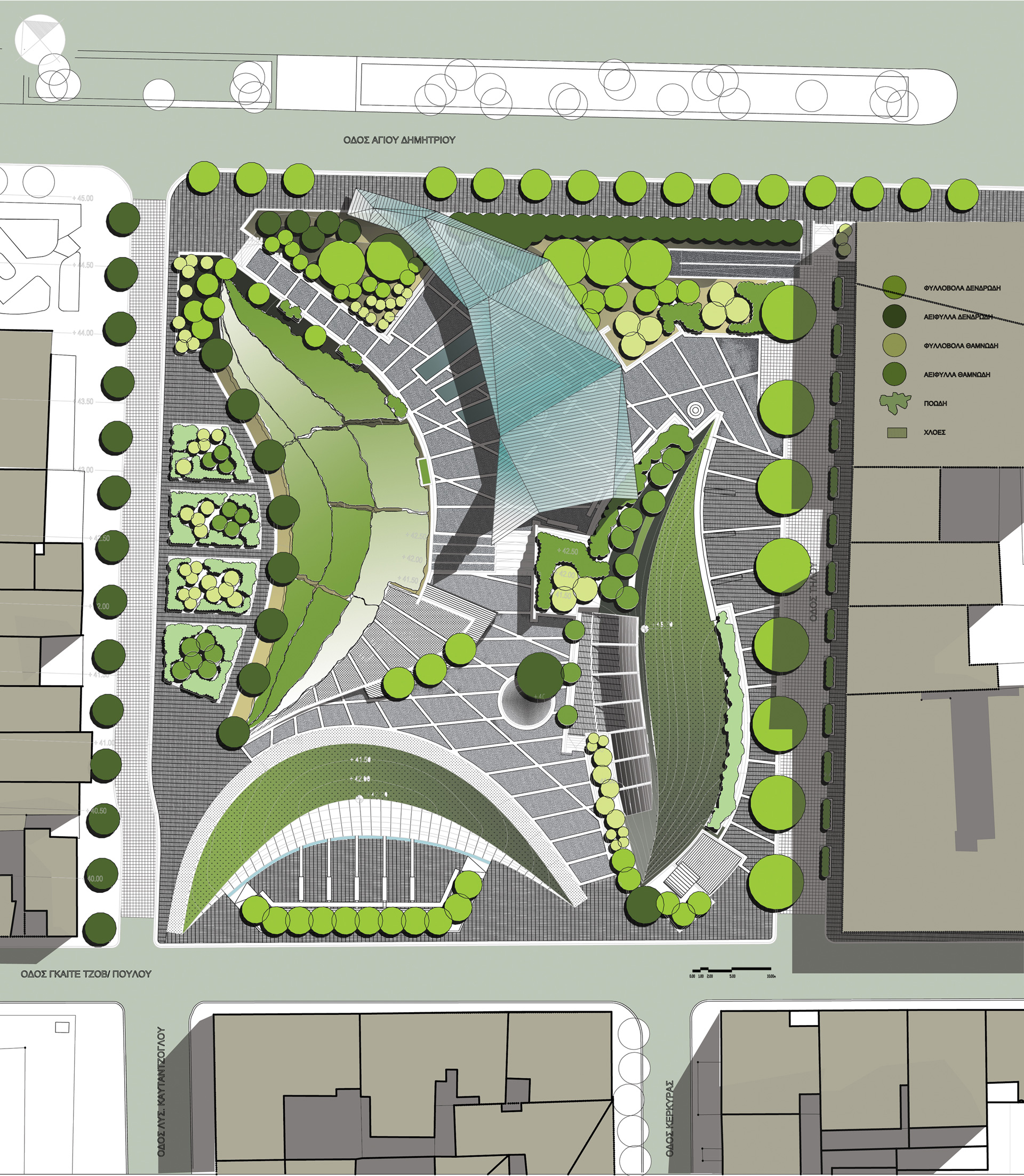 garden and park design